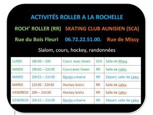 activités roller 3
