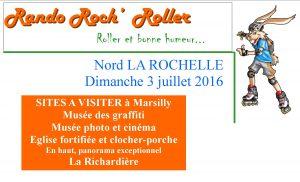 Nord La Rochelle et visites